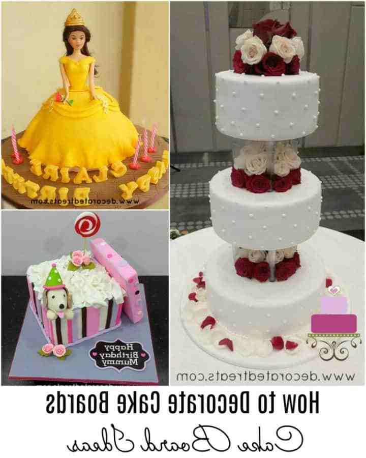 Comment décorer un gâteau