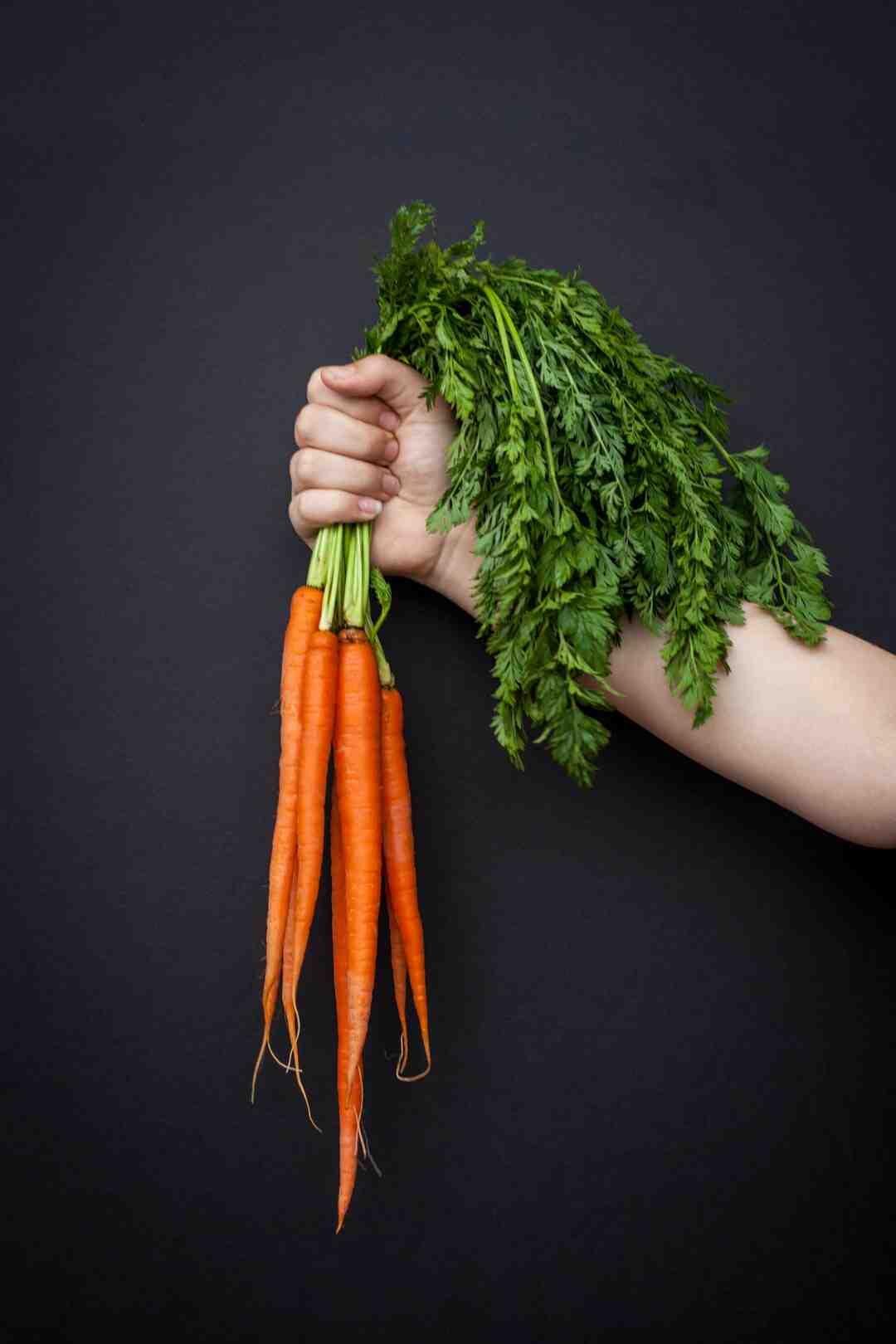 Comment faire cuire des carottes