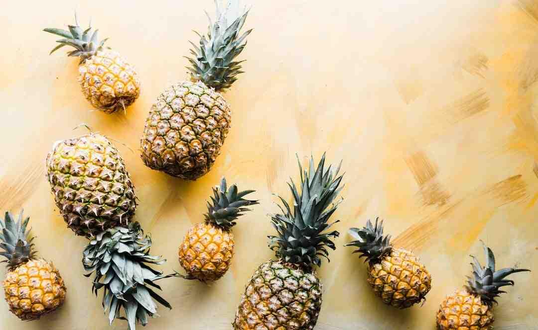 Comment faire murir un ananas vert