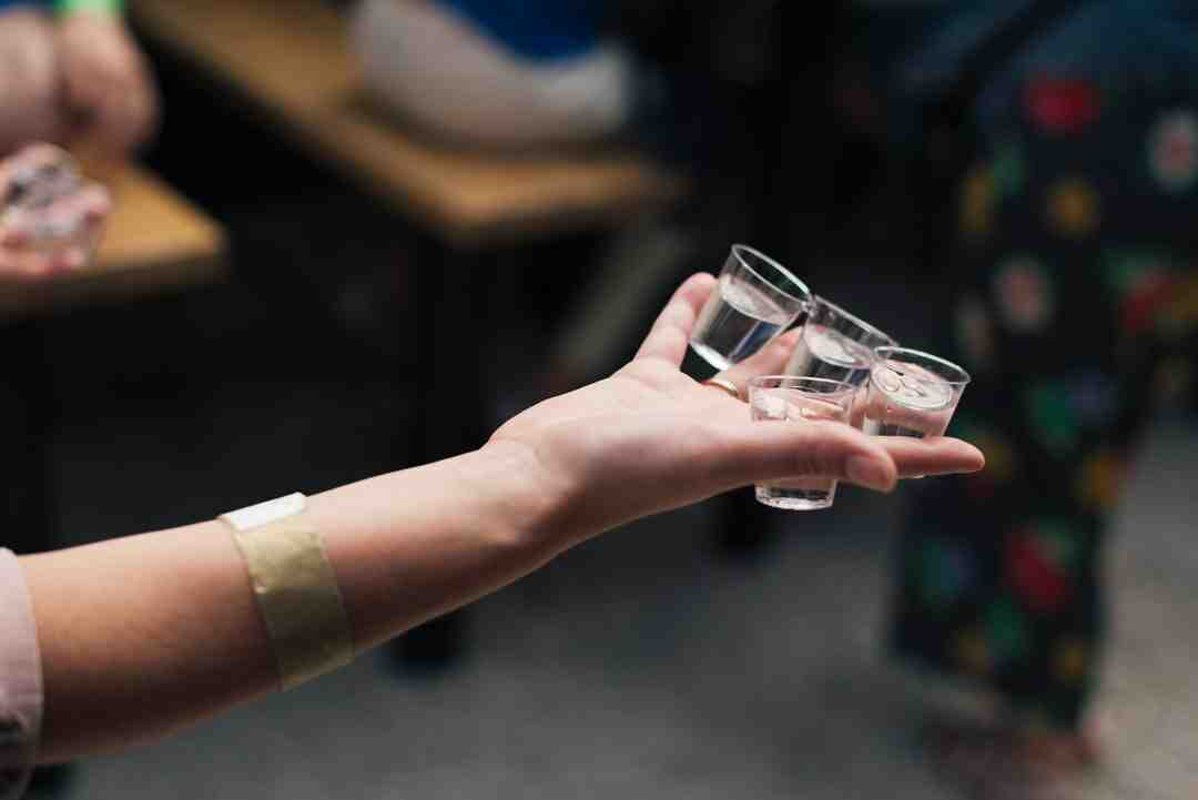 Comment faire votre vodka