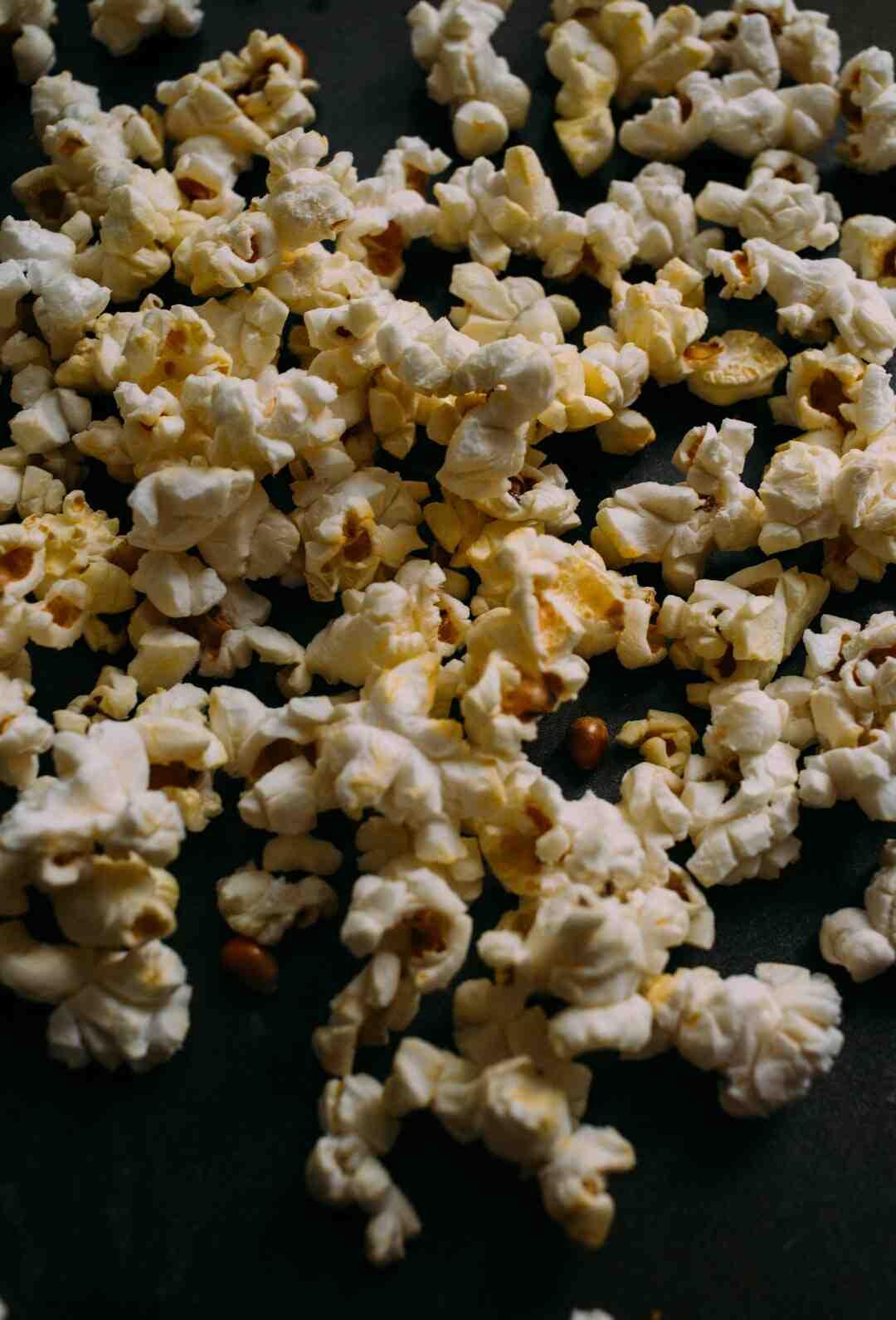 Comment préparer du beurre comme au cinéma pour le popcorn
