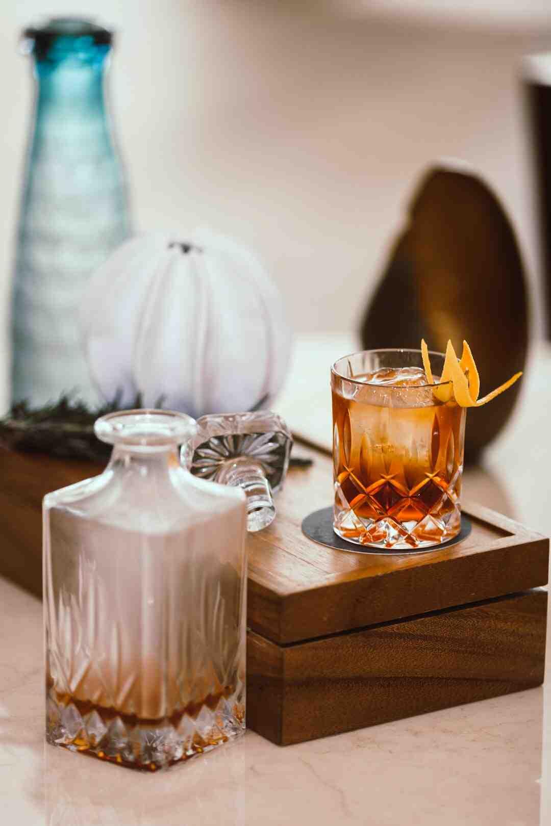 Comment boire du rhum ?