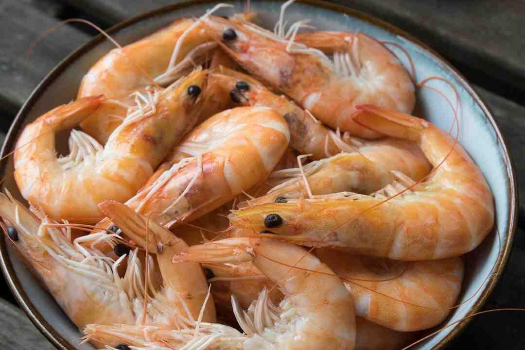 Comment faire cuire des crevettes surgelées