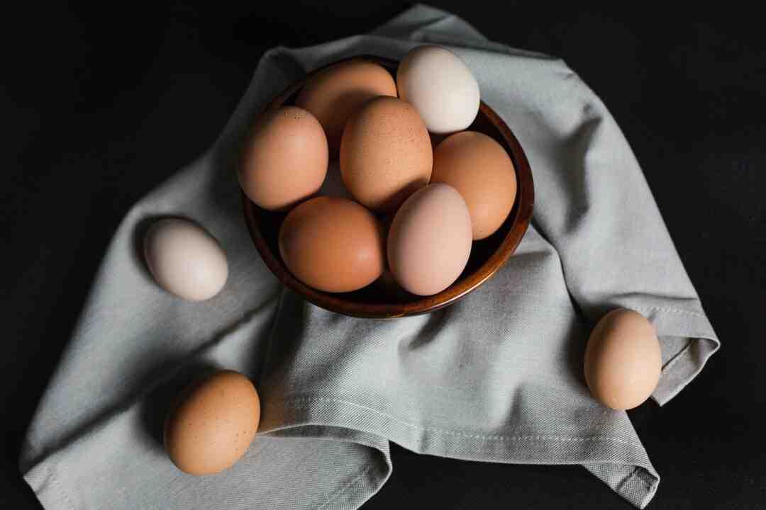 Comment faire des œuf le matin ?