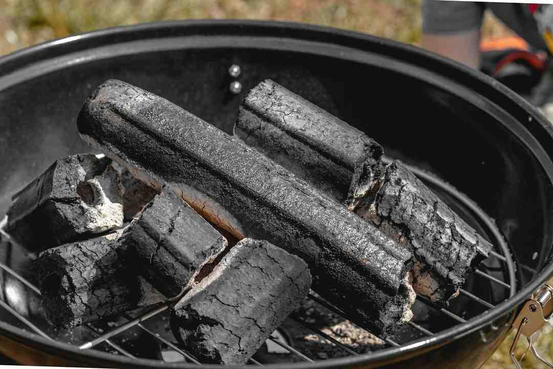 Comment faire du charbon de bois