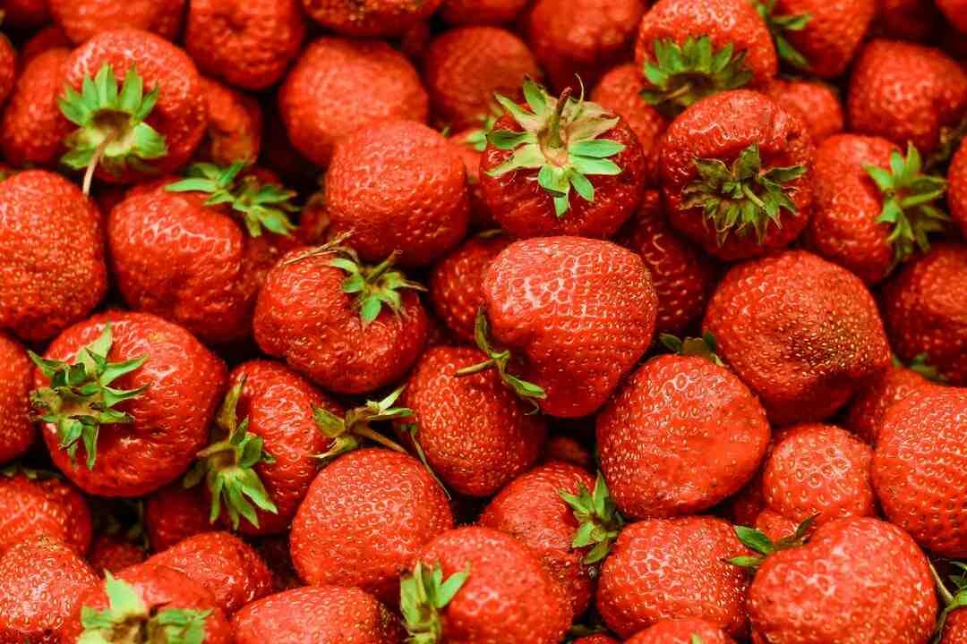 Comment faire macérer des fraises