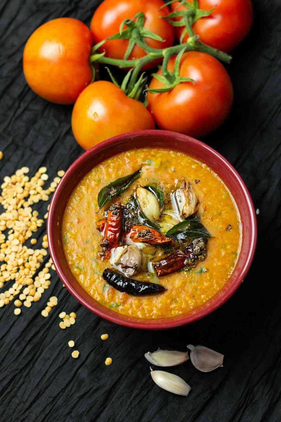 Comment préparer une pâte de curry