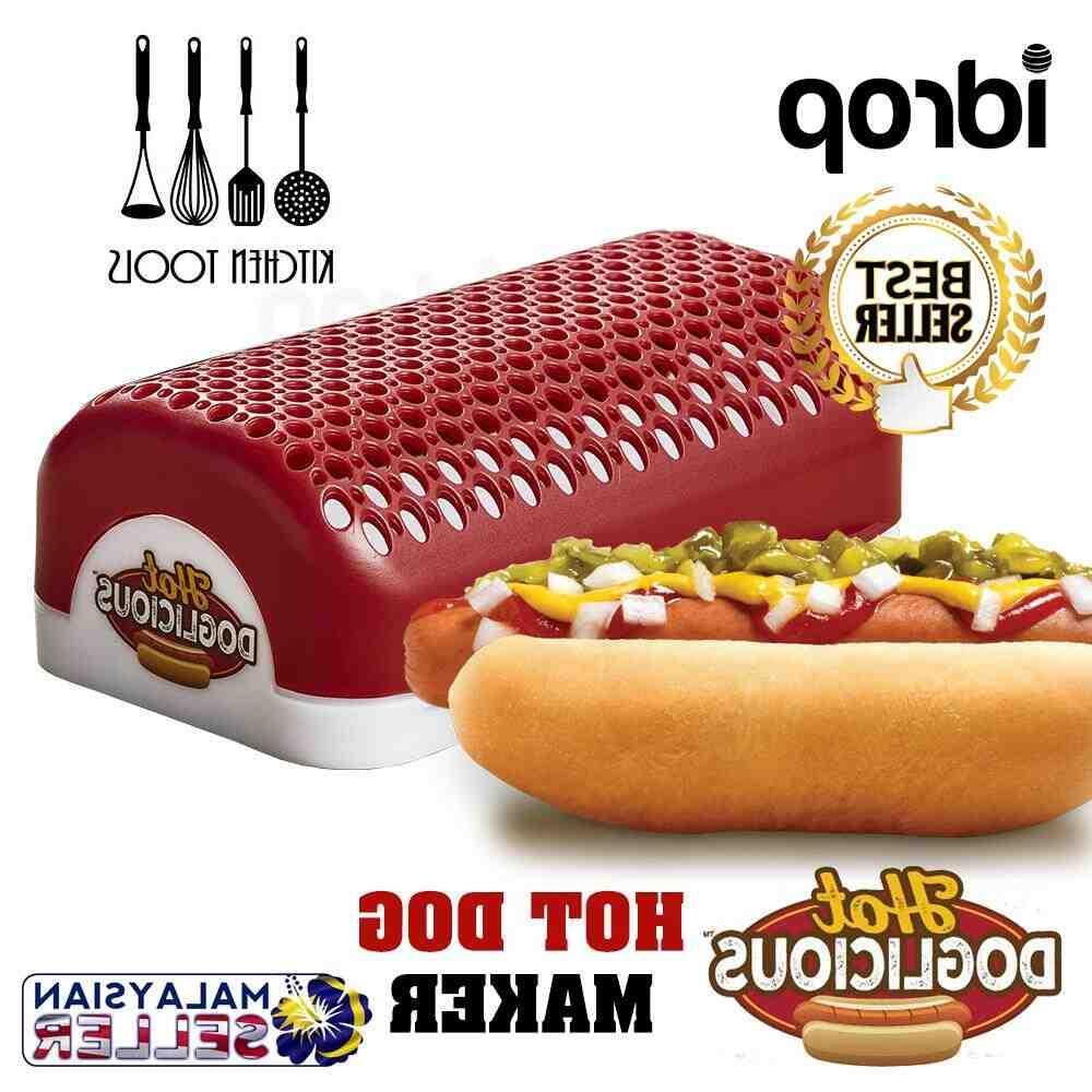Comment cuire une saucisse à hot dog au microonde