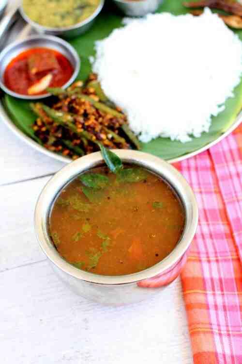 Comment cuisiner du rasam selon la tradition du Tamil Nadu