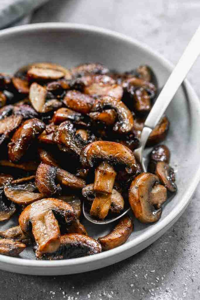Comment faire cuire des champignons