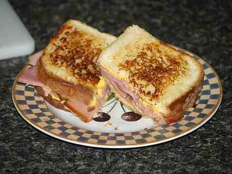 Comment faire un sandwich au jambon