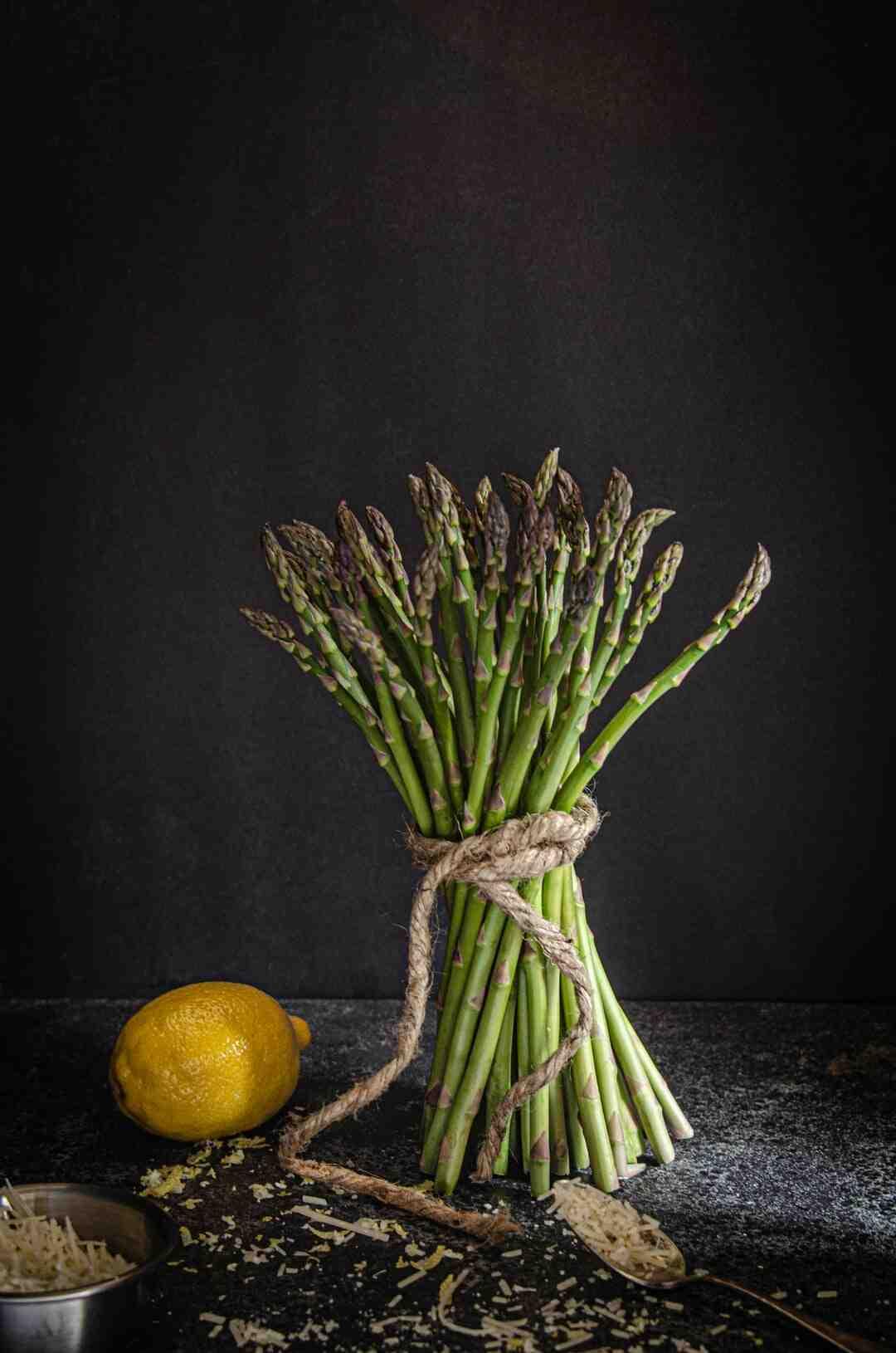 Comment manger des asperges