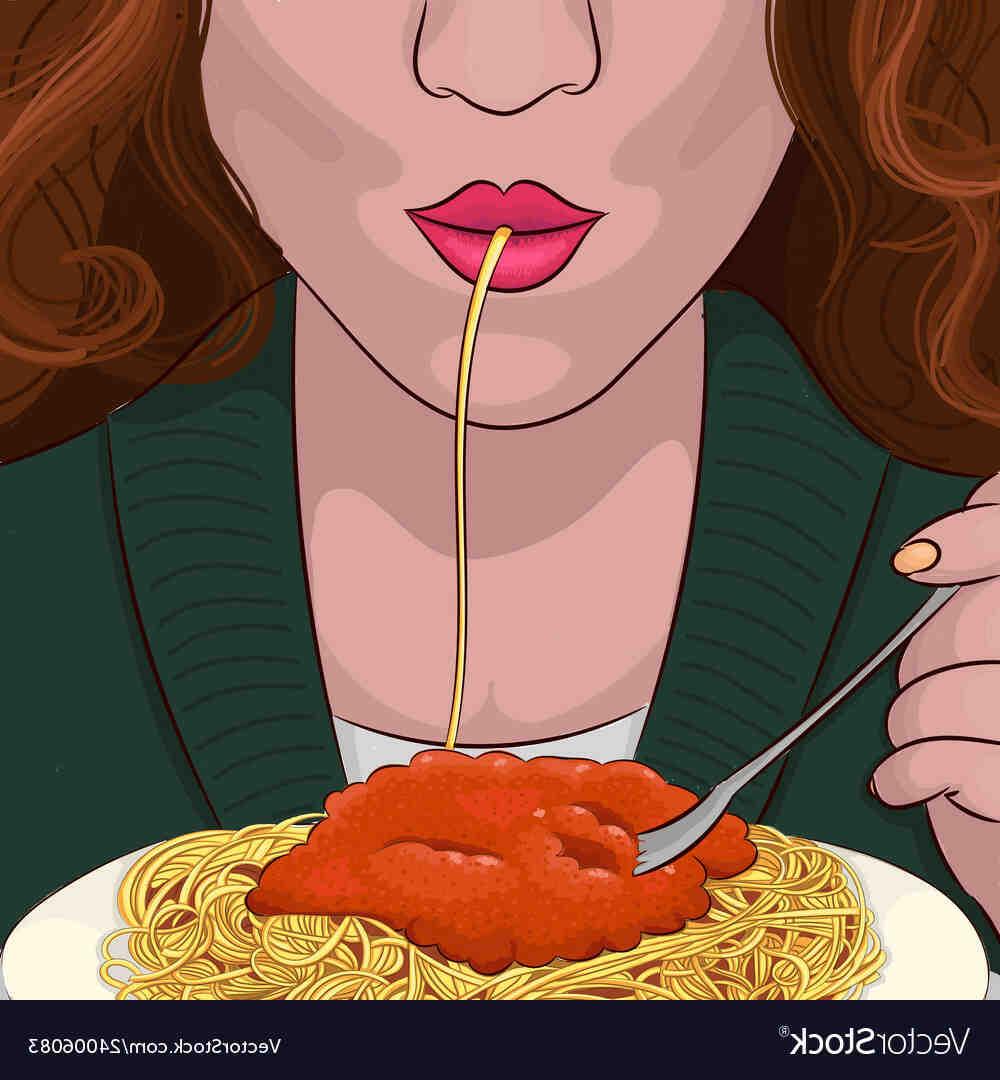 Comment manger des spaghettis