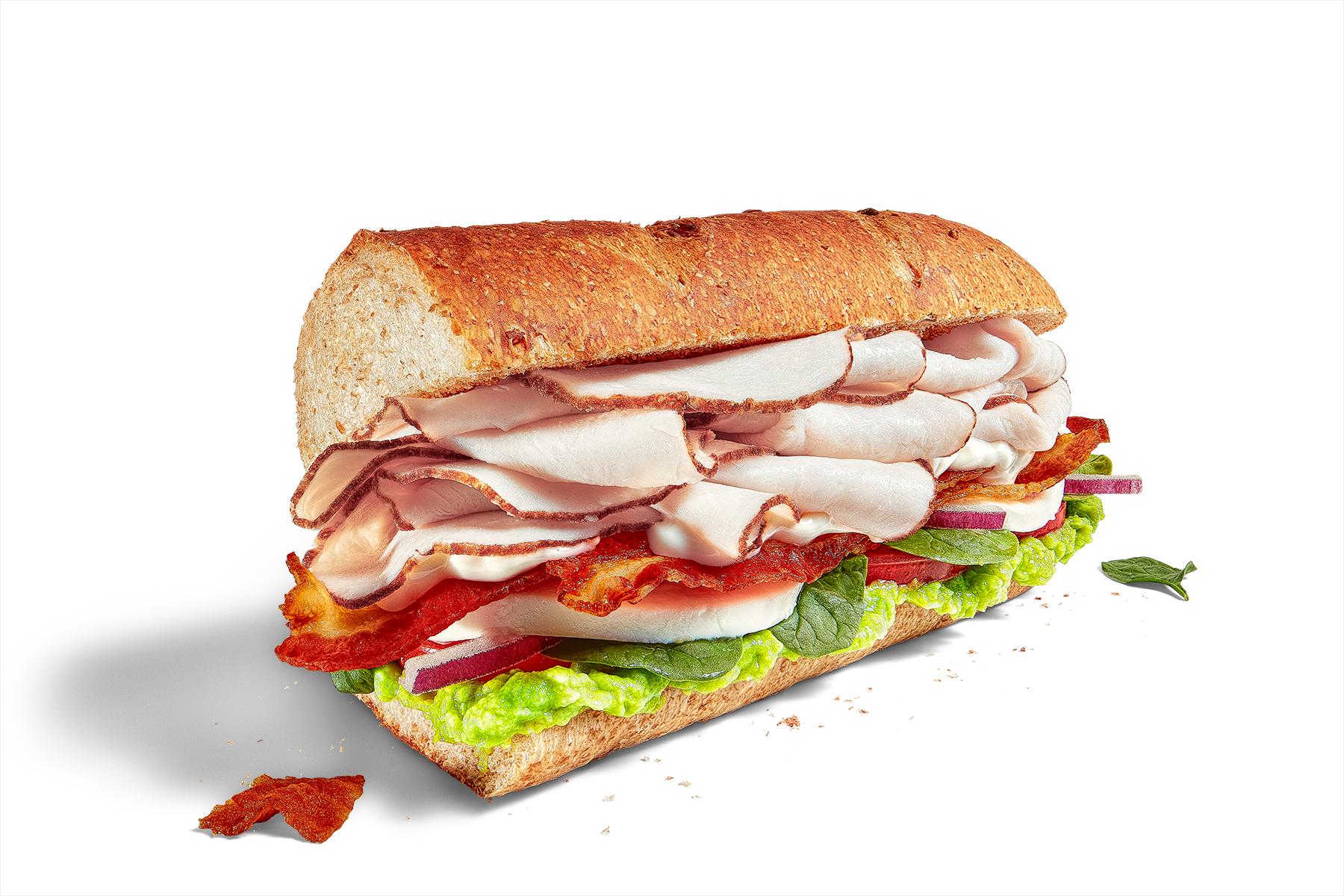Quel sandwich quand on est au régime ?